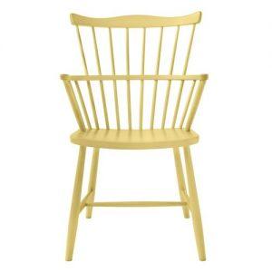 boerge-mogensen-stol-model-j52-gul