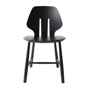 ejvind-a-johansson-stol-model-j67-sort