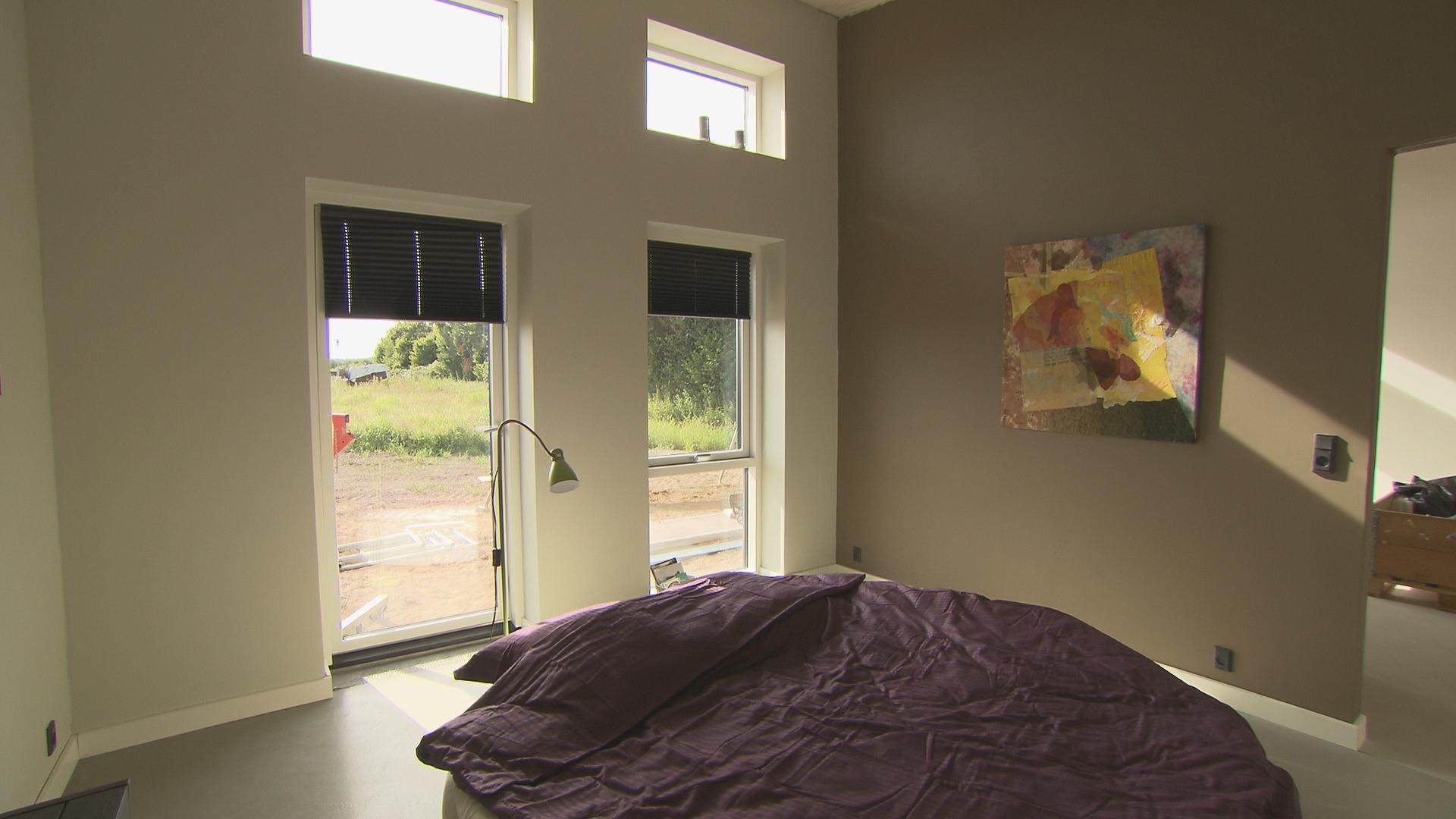Nybbygerne soveværelse 4 - efter 2