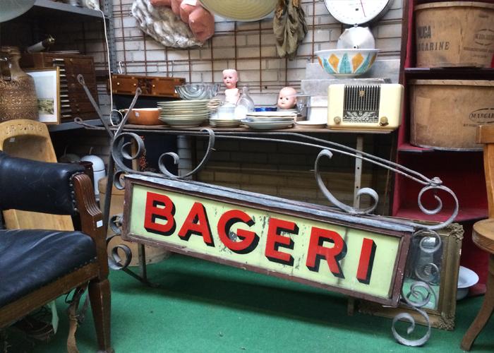 bageri-skilt