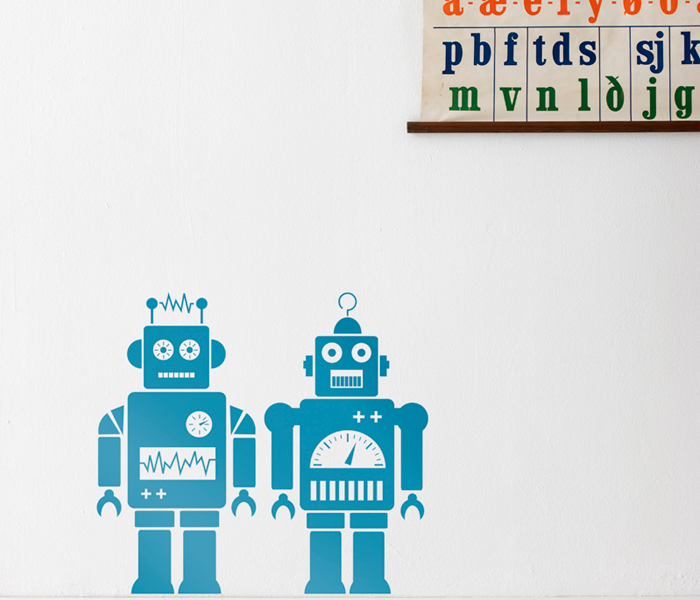 robot-wallsticker