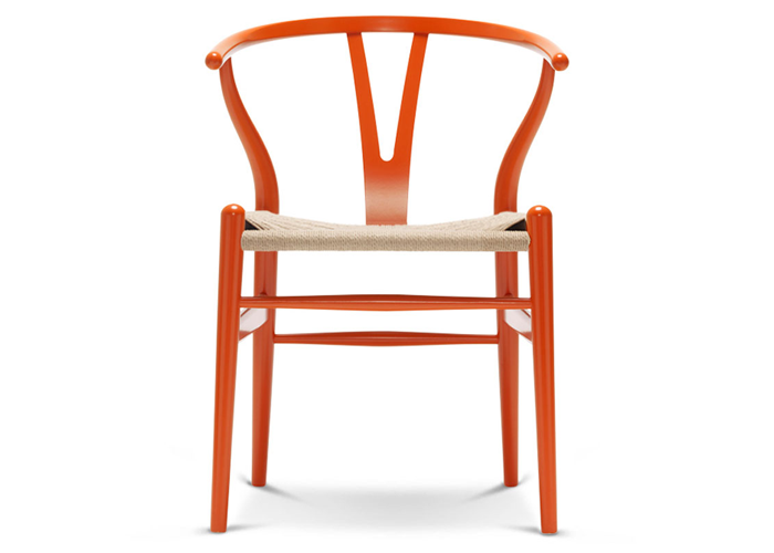 wegner-orange-roed