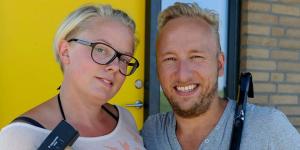 Vinderinterview med Anne & Simon fra Nybyggerne