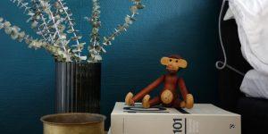 Sådan overvinder du malerfrygten - og indretter et hyggeligt soveværelse