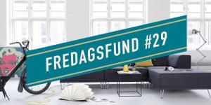 Fredagsfund #29: Nomad Dot sofaer & køkkengrej fra Stelton
