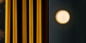 Liila fra Nuura - den perfekte loftslampe til den lille gang