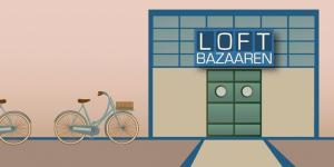 Fredagsfund #53: Kom med til LOFT Bazaaren