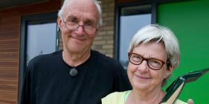 Nybyggerne: Interview med Hanne & Thorkild
