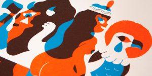 Fredagsfund #86: Pleasant og Hedof i grafisk samarbejde