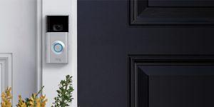 Anmeldelse af Ring Video Doorbell 2