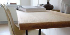 DIY: Skrivebord med Hairpin bordben