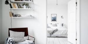 Inspiration til et hyggeligt soveværelse